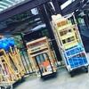 琵琶湖バレーでさをり織りワークショップでした!