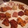 三林精肉店 で 焼肉