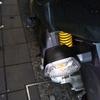 #バイク屋の日常 #ホンダ #ズーマーX #リアウィンカー交換 #倒すな