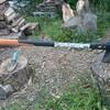 薪ストーブ前史40 フィスカースの凄い斧、IsoCoreハンマー斧登場
