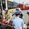 欧州で頻発、バスなどへの車両テロ想定し訓練