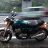 GSX-Rの前のバイク、CB400four
