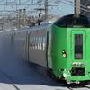 変わりゆく北海道の鉄路を記録する旅 3日目③ 札幌にやってきた789系0番台を撮る