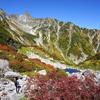 2017年秋の登山風景