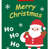 クリスマスにはサンタさんからの手紙を!