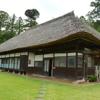 茅葺き民家のマド|茨城県筑波山麓の民家