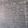 balancing chemical equations 化学反応式についての授業をしました!!