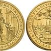 ドイツ バイエルン都市景観 マクシミリアン1世 5ダカット金貨