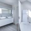浴室の扉周りの大掃除