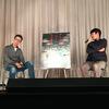2月9日。上映後に松江哲明監督と松尾監督とのトークショー。