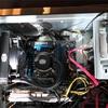 PCのCPUクーラーが壊れたので交換した