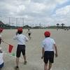 6年生:体育 50m走の計測