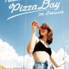 ポスター「ピザの日展示」