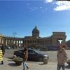 サンクトペテルブルク着