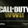 Call of Duty: WWIIの映像が公開