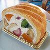 川奈ホテル・サンパーラーのケーキ