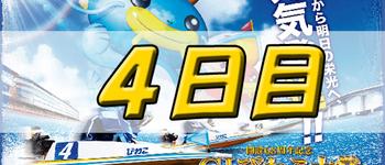 【4日目】開設68周年記念 G1びわこ大賞【当たる競艇予想】得点率・順位を大公開!
