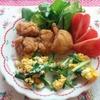 今日のごはん:5月15日のみはるごはんレシピ(今週の買い出し食材、広島米たまご、フジグランの唐揚げ)