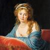 エカチェリーナ・ヴァシリエヴナ・スカヴロンスキー伯爵夫人の肖像
