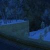 吹雪の夜に・・・