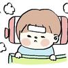 ぎゅうちゃんが熱を出してしまいました!!