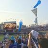 今季初の横浜スタジアム