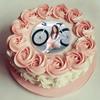 Những mẫu bánh sinh nhật đẹp dễ thương nhất