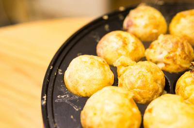 【クックパッド1位のたこ焼きレシピ】とろふわたこ焼きなタコパ大会しました!