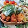 NO.83 さつまいもご飯と天ぷら