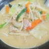 東東 味噌タンメン