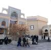 イランの旅 8日目【タブリーズ、バザール、モスク、お祈り、サッカーユニフォーム】