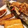 明石町の「チンタジャワカフェ」でインドネシア料理