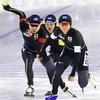 女子団体追い抜き、日本が世界新で優勝…W杯