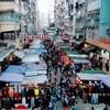 【香港:太子】 花ばかりでややこしい?! ローカル市場『花園街市場』 と花屋が集結『花市場』 はこんなところ