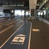 成田空港LCC第3ターミナルへの乗り換え。