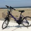 電動アシスト自転車 (ヤマハ PAS CITY-X) を購入しました。
