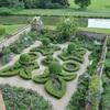 これぞ庭園・・・イギリスの素晴らしい庭 ブロートンカースル
