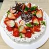 苺大好き♡ 冷凍苺も使ってクリスマスショートケーキ2019