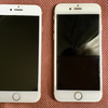 iPhone6SからiPhone8に機種変更。