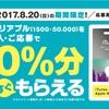 ゲオ・セカンドストリートでiTunesカード10%増量キャンペーン開催中 (2017年8月20日まで)
