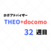 【運用成績公開】THEO+docomo に10万円/月の積み立てを開始して6ヶ月経った結果(32週目)