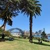 ノースシドニーの秘密の公園