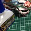 『1/24 グッドスマイル 初音ミク Z4 2014 SUPER GT Rd.8 もてぎ 最終戦』を作る ― その4 ―