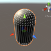 【Unity】選択したメッシュの頂点をSceneビューで可視化する