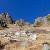 秋の中央アルプス 木曽駒ケ岳の記録(2018.11.17)
