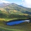 鳥海山。9月下旬。