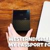 スタイリッシュなポータブルHDD  My Passport for Mac