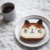 ねこねこ食パンでにゃんとも素敵な朝ごはんを