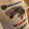 自作ゲームTシャツ その20
