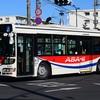 朝日自動車 5001号車(菖蒲所属時)